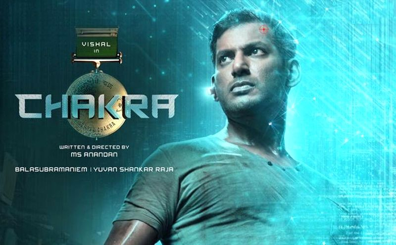 Chakra Movie Review