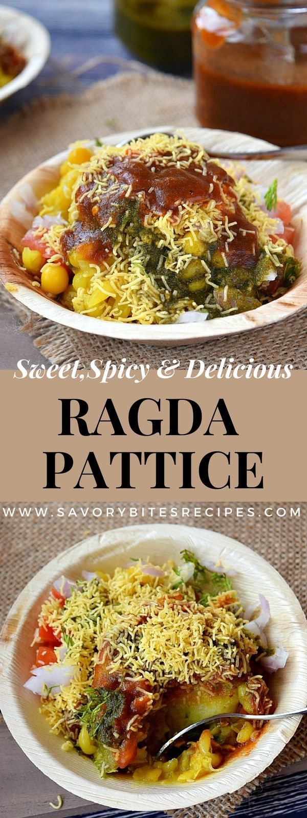 Ragda pattice street food recipe indian street food street indian street food at its best ragda pattice ragdapattice vegetarian recipe forumfinder Images