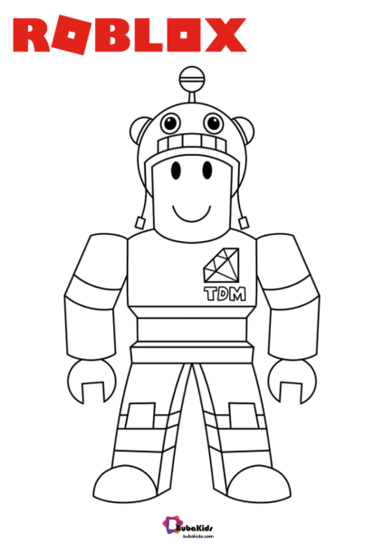 Roblox Games Characters Series Coloring Pages 001 Coloring Pages Cartoon Coloring Pages Roblox