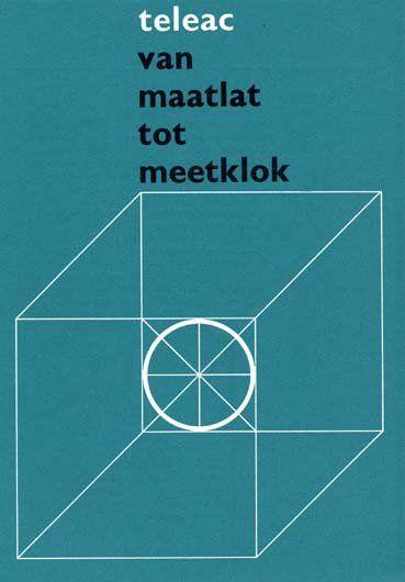 Van maatlat tot meetklok (From yardstick to gauge) Brochure, Teleac