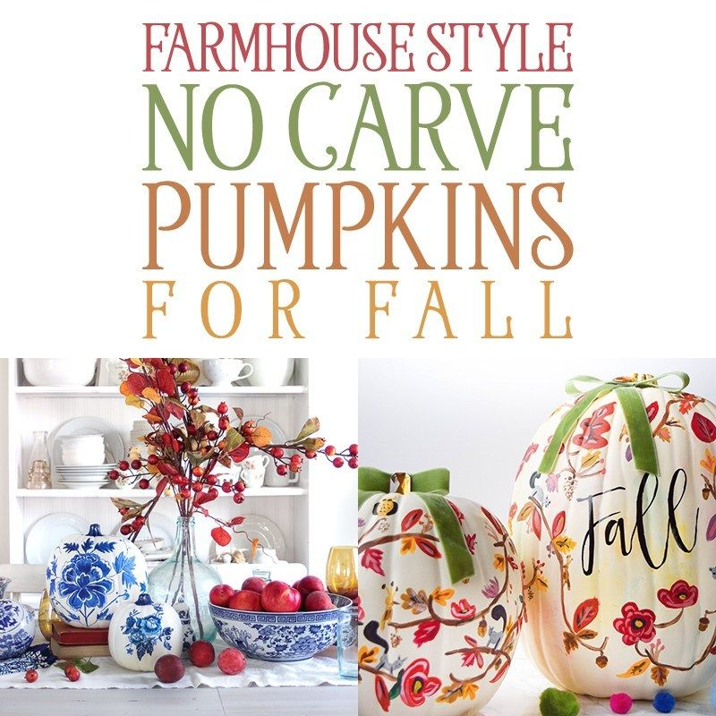25 Painted Pumpkin Ideas Perfect For Fall