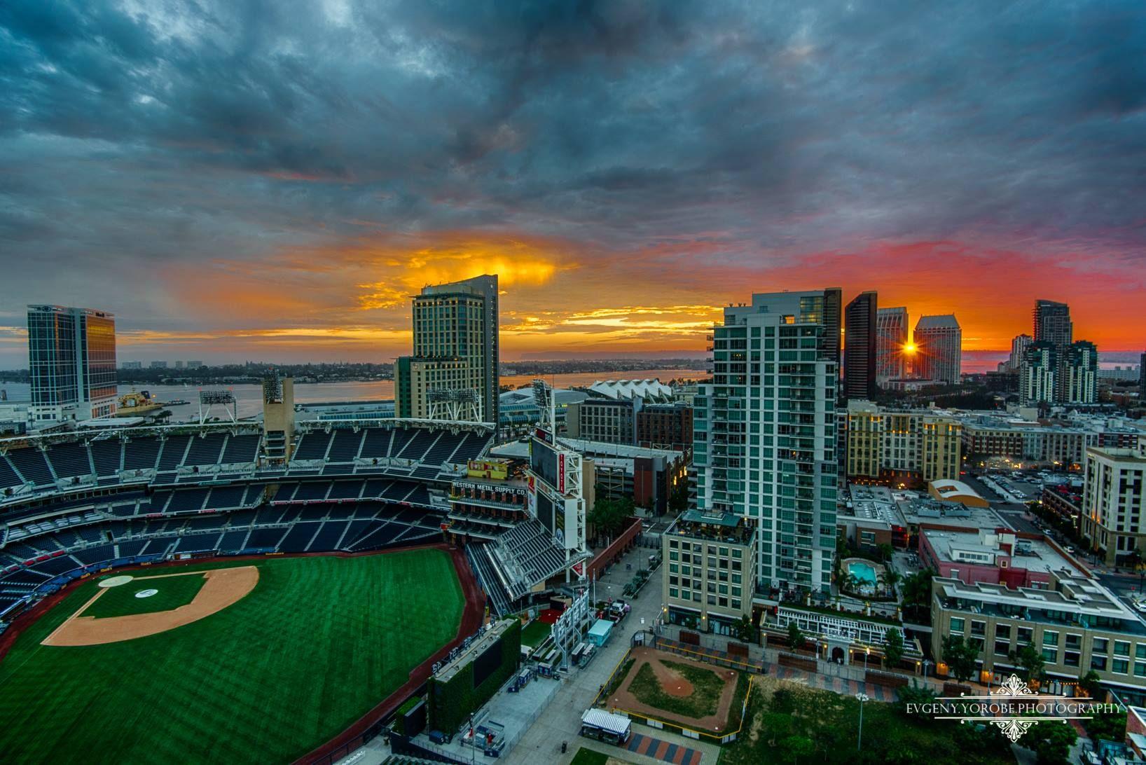 Timeline Photos Evgeny Yorobe Photography Facebook Amazing Sunsets San Diego Petco Park