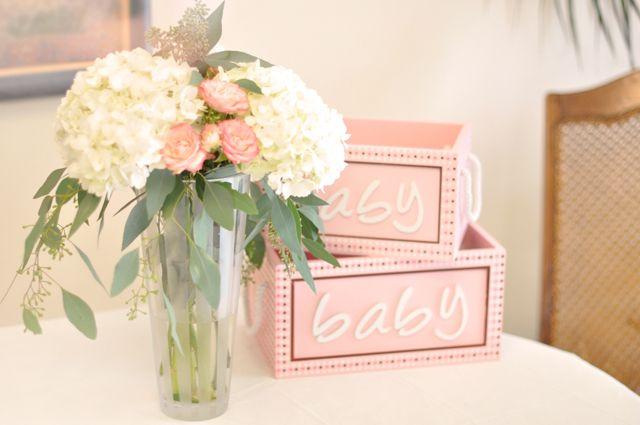 Floral Decorations For Baby Showers Google Search Baby Shower