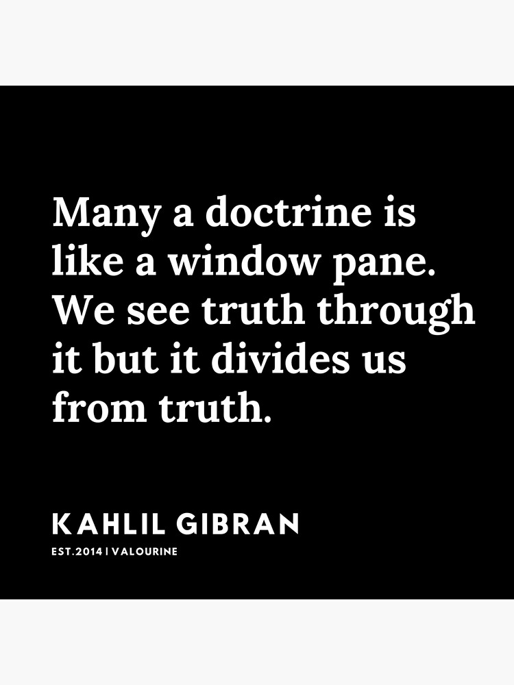 11 |  19119 | Kahlil Gibran Quotes  Poster by valourine