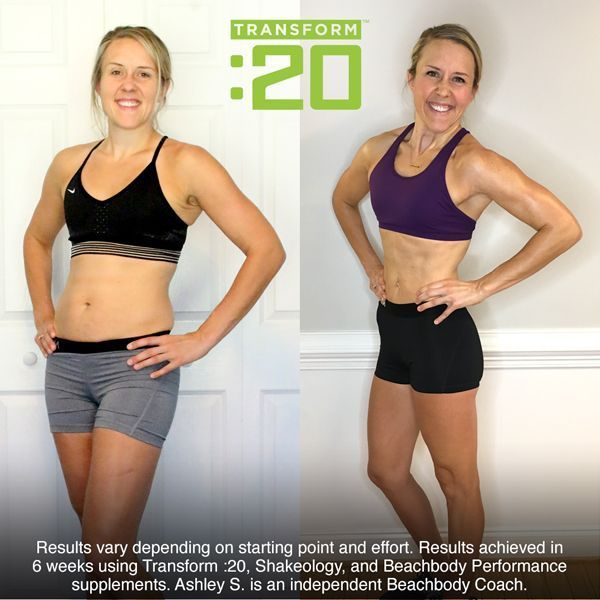 transform20 results | transform 20 before and after photos - see more by clicking! #transform20 #fit...