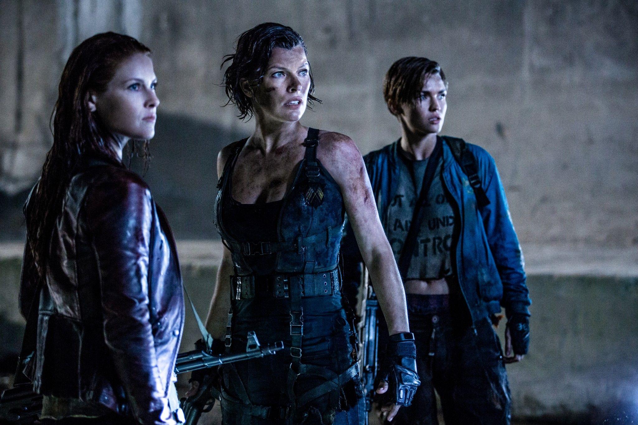 Prijsvraag Win vrijkaartjes voor Resident Evil The Final