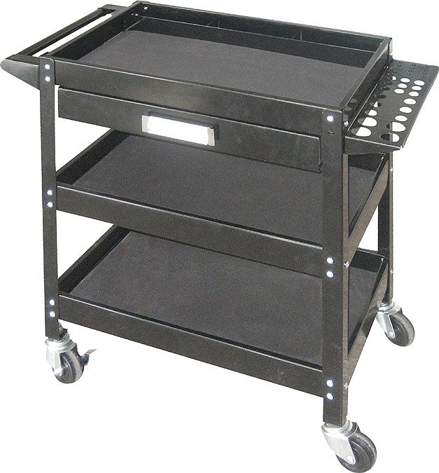 Great Cart For Dog Grooming Drawers Shelves Steel