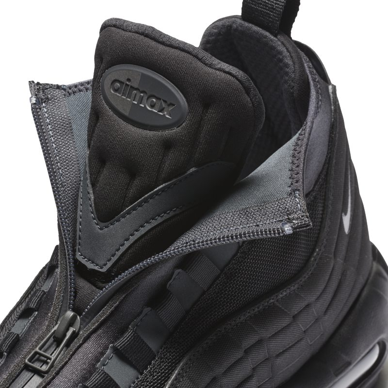 nike air max boots black