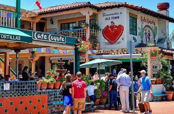 San Diego S Charismatic Neighborhoods Old Town Old Town San Diego San Diego Travel San Diego Vacation