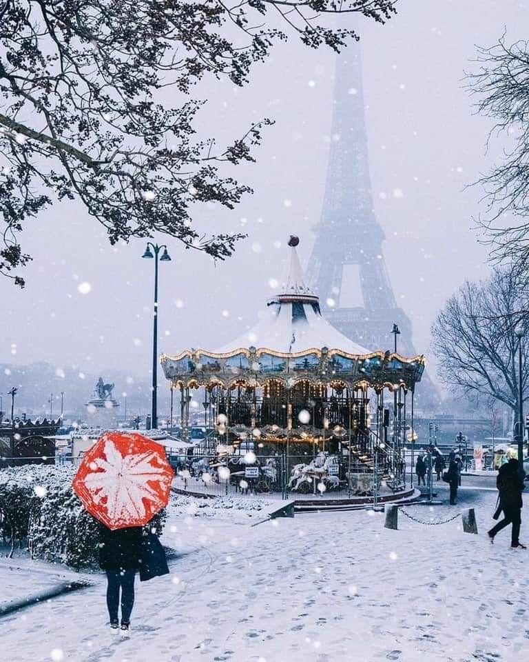 Pin by ᏚᎻᎾᏚᎻᎾ ᏚᎻᏆNᎬ on ᎢᎡᎪᏙᎬᏞ (With images) Paris winter
