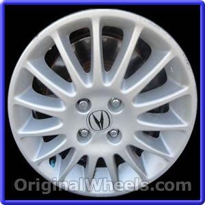 OEM Acura EL Rims Used Factory Wheels From OriginalWheelscom - Acura oem wheels