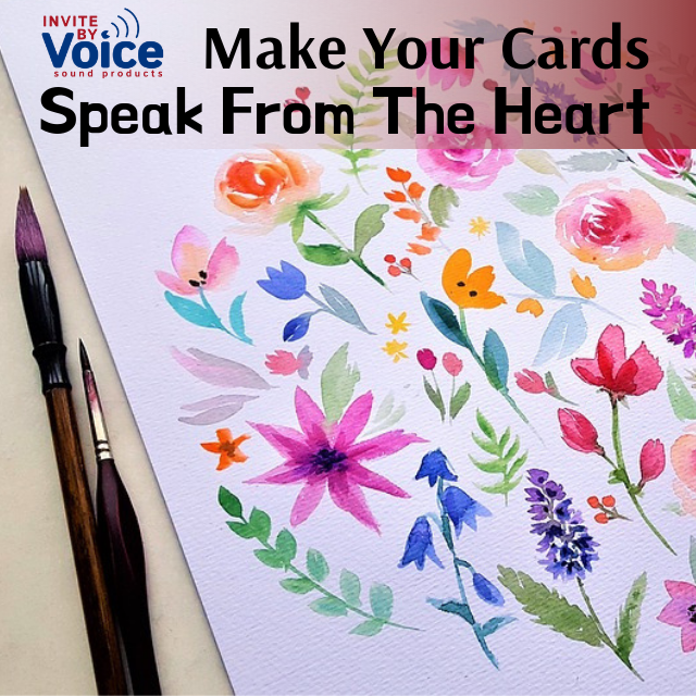 Give The Perfect Card With Our Easy To Record Diy Audio Cards You Can Add Voice Music Or Sound To Cr Recordable Greeting Cards Diy Gifts Special Unique Gifts