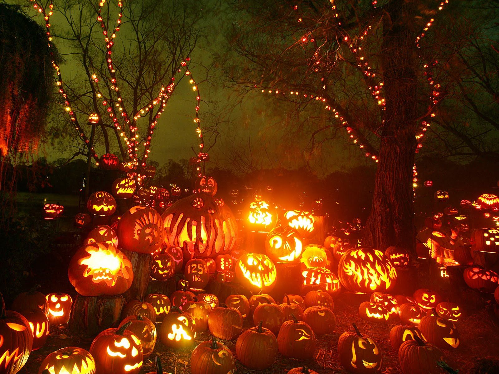 Halloween computer wallpapers desktop backgrounds - Desktop wallpaper 1600x1200 ...