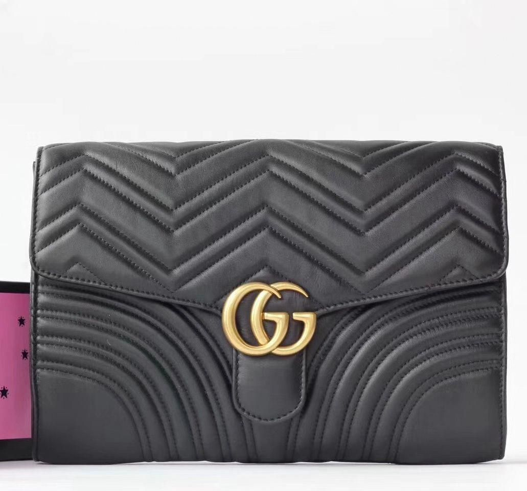 c62205bcd724d4 Gucci GG Marmont Clutch 100% Authentic 80% Off | Real Gucci Tote Bags  #Guccihandbags
