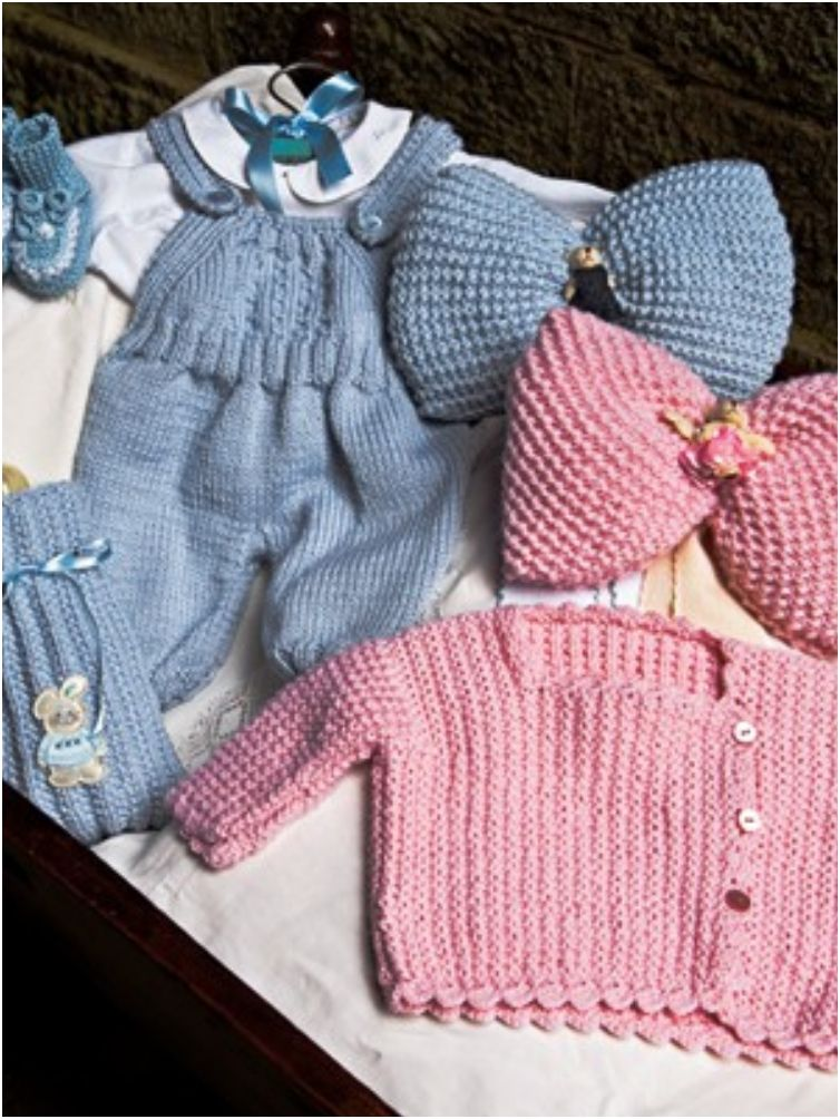 Knitting Baby Clothes : Free amazing crochet and knitting patterns for cozy