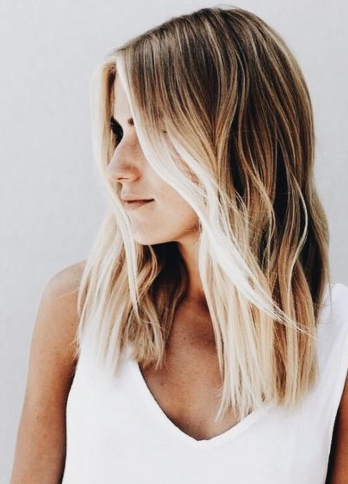 Kristin Cavallari Haircut Short Blonde Balayage Hair Ideas Hair
