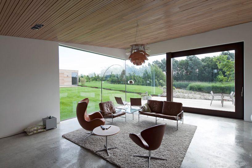 70f architecture villa frenay