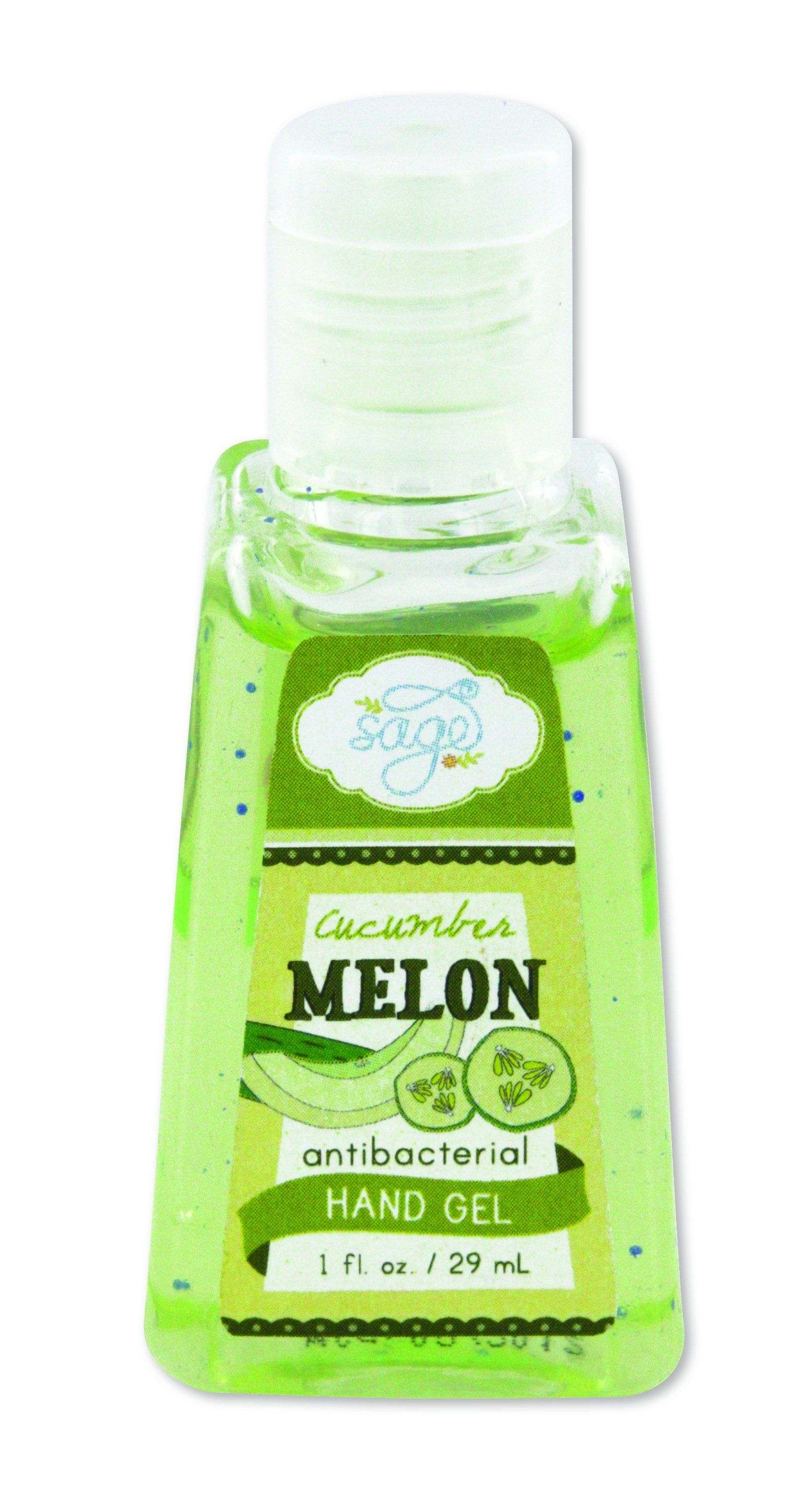 B245 R522 Sage Hand Sanitizer Cucumber Melon Cucumber Melon