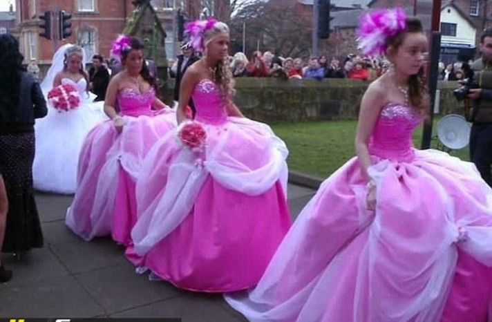 She must have really hated her bridesmaids worst bridesmaid she must have really hated her bridesmaids junglespirit Gallery