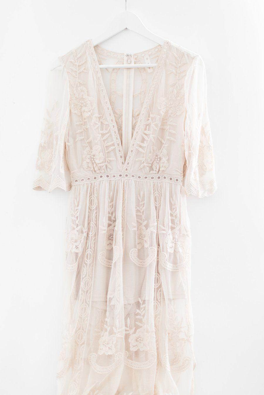 Lace maxi dress more colors in bride pinterest dresses