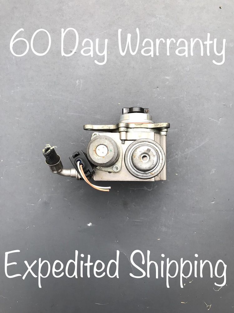 07 10 Mini Cooper Fuel Pump 588 879 80 13 C High Pressure Direct Injection 2017 Minicooper Mini Cooper Mini Accessories