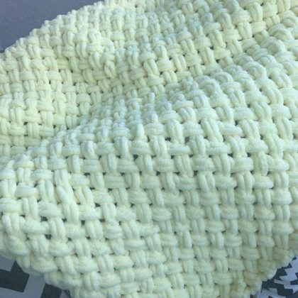 The best 15 knit baby blankets of the week in 2020 ...