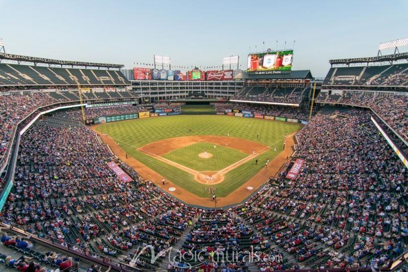 Rangers Stadium Soccer tips, Sport event, Baseball field