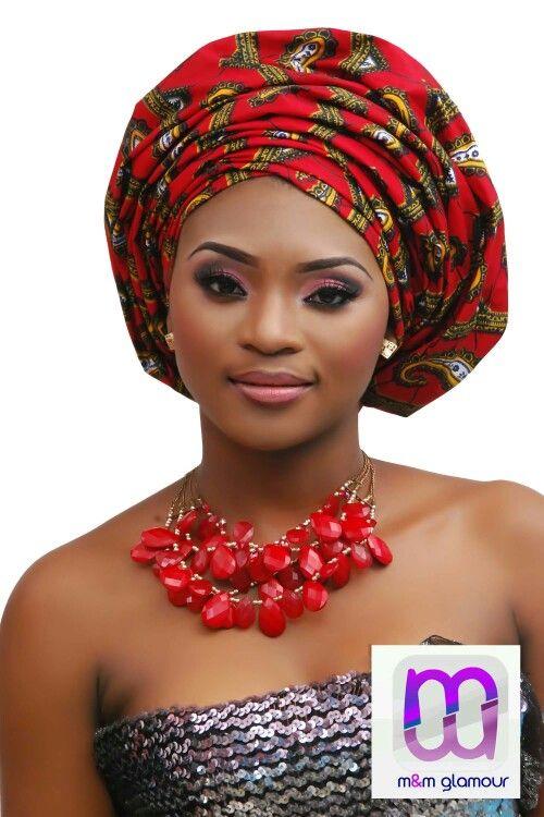 Nigerian Wedding Makeup Traditional Weddings
