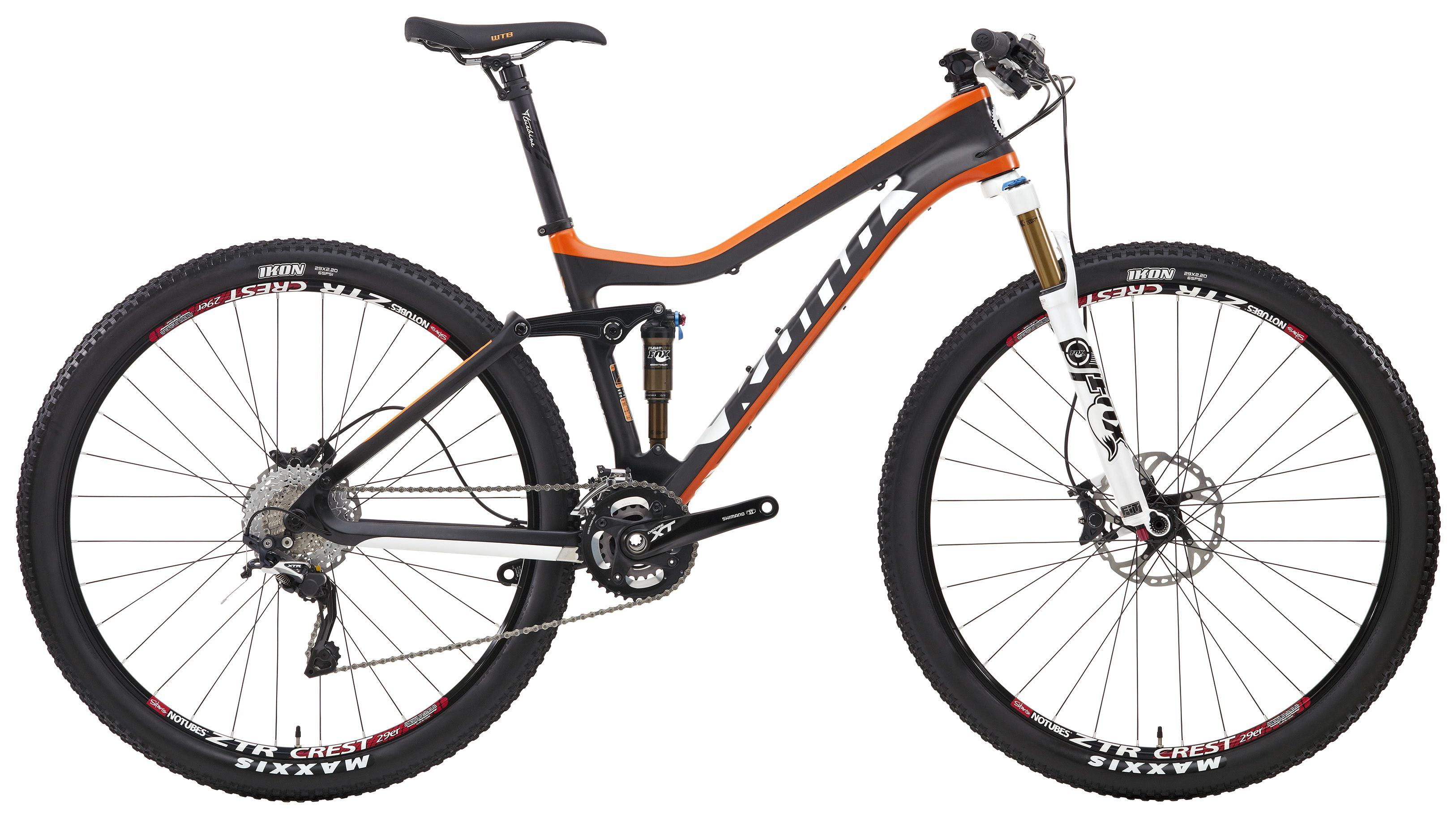 Xc Performance With A Suspension That Kona Has Been Perfecting