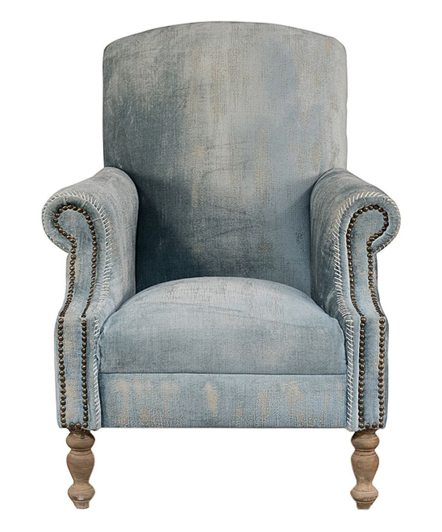 Best Look At This Vintage Blue Lucy Club Chair On Zulily Today 640 x 480