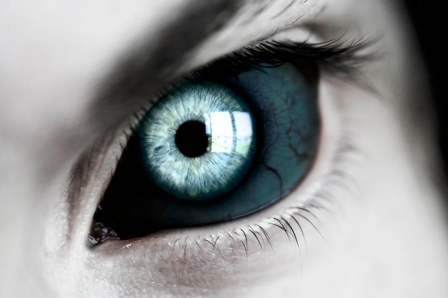 Demon Eye By Darkstar797 On Deviantart Demon Eyes Eye Drawing Eye Drawing Tutorials
