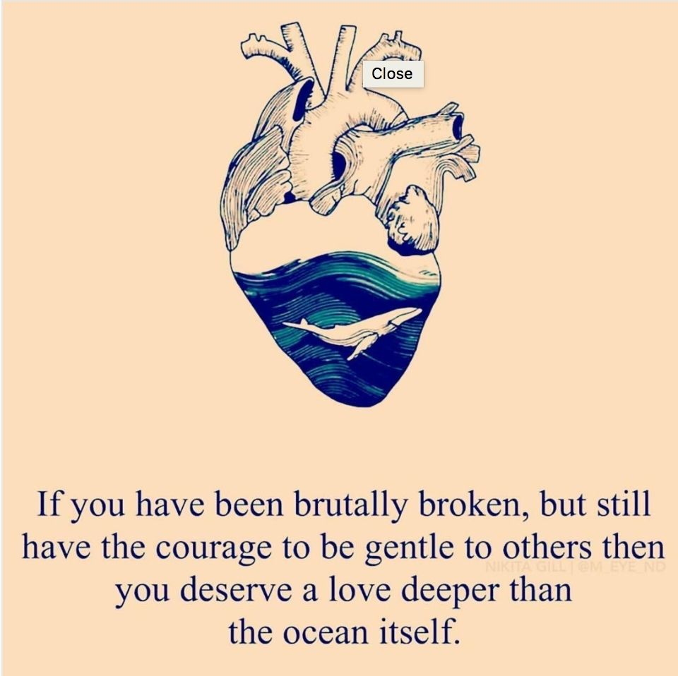 Buddhist Quotes On Love You Desrve A Love Deeper Than The Ocean Itself