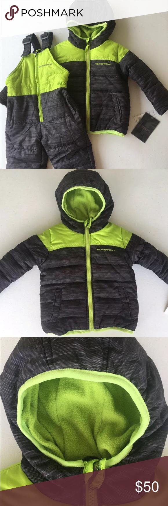 New Weatherproof Boys 18m Winter Jacket Coat Pants Winter Coats Jackets Clothes Design Winter Jackets [ 1740 x 580 Pixel ]