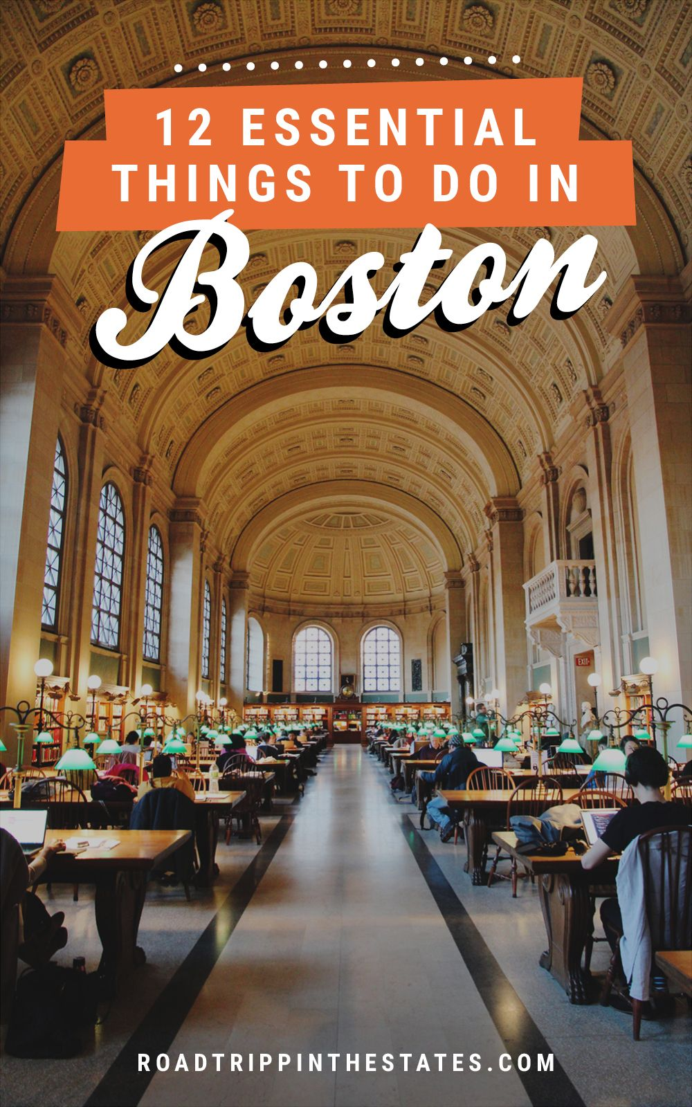 12 essential things to do in Boston