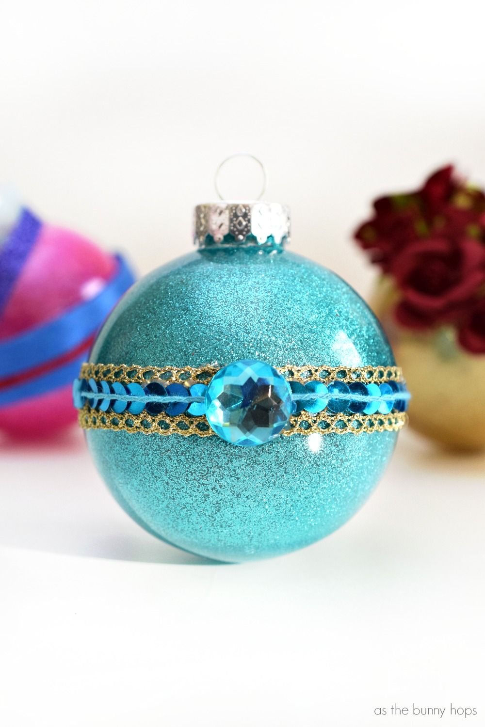 Make your own DIY Disney Princess-Inspired Ornaments with ...