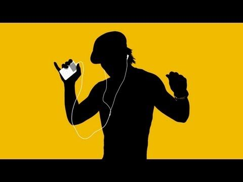 "Apple COMPLETE iPod ""Silhouette"" ad campaign compilation (2004-2008) - YouTube"