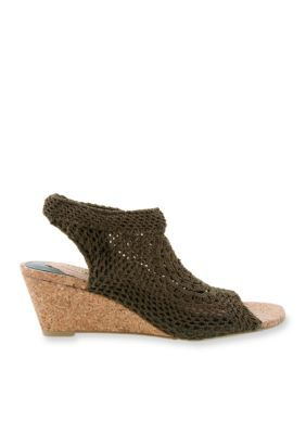 Nina Olive Nevaeh Wedge Sandal