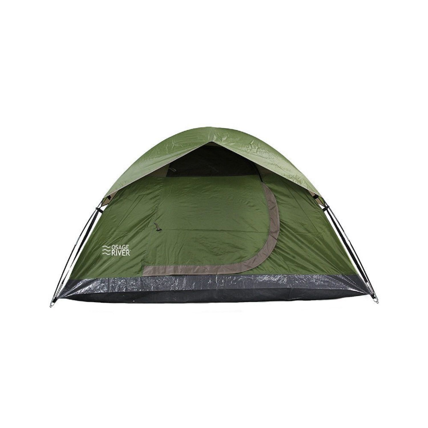 Osage River Glades 2Person Tent Olive/Beige