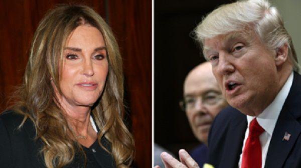 Arremete Caitlyn Jenner contra Trump