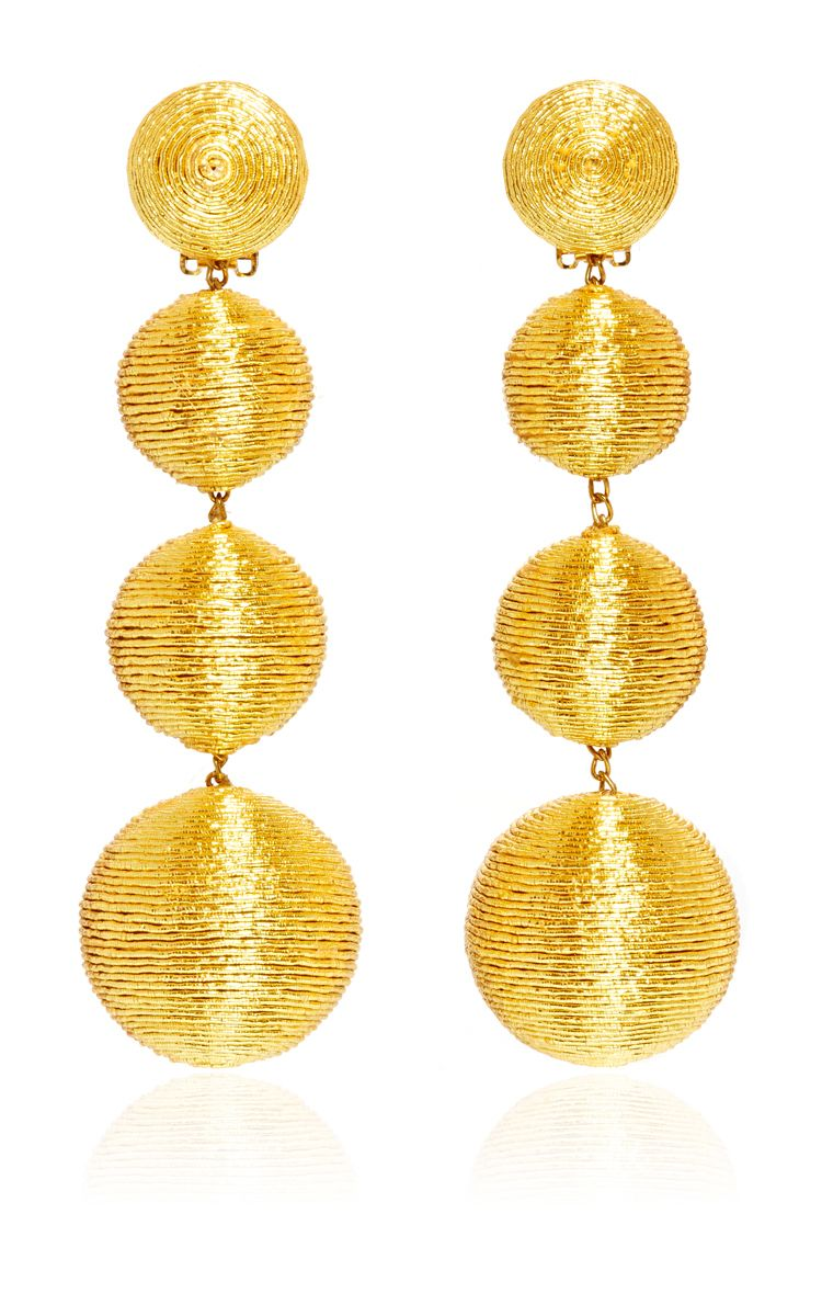 Rebecca de Ravenel's new Les Bonbons earrings