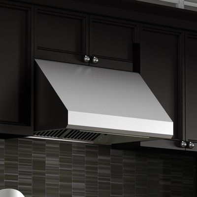 Zline Kitchen And Bath 30 1200 Cfm Ducted Under Cabinet Range Hood Under Cabinet Kitchen Bath Kitchen Bath Collection