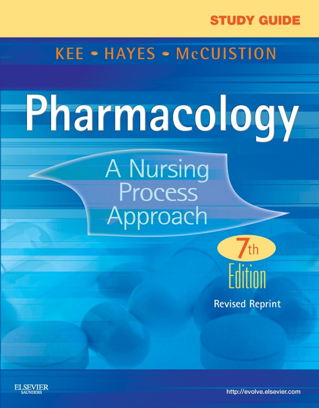 Study Guide For Pharmacology E Book 7th Edition Ebook Rental In 2021 Nursing Process Pharmacology Study Guide