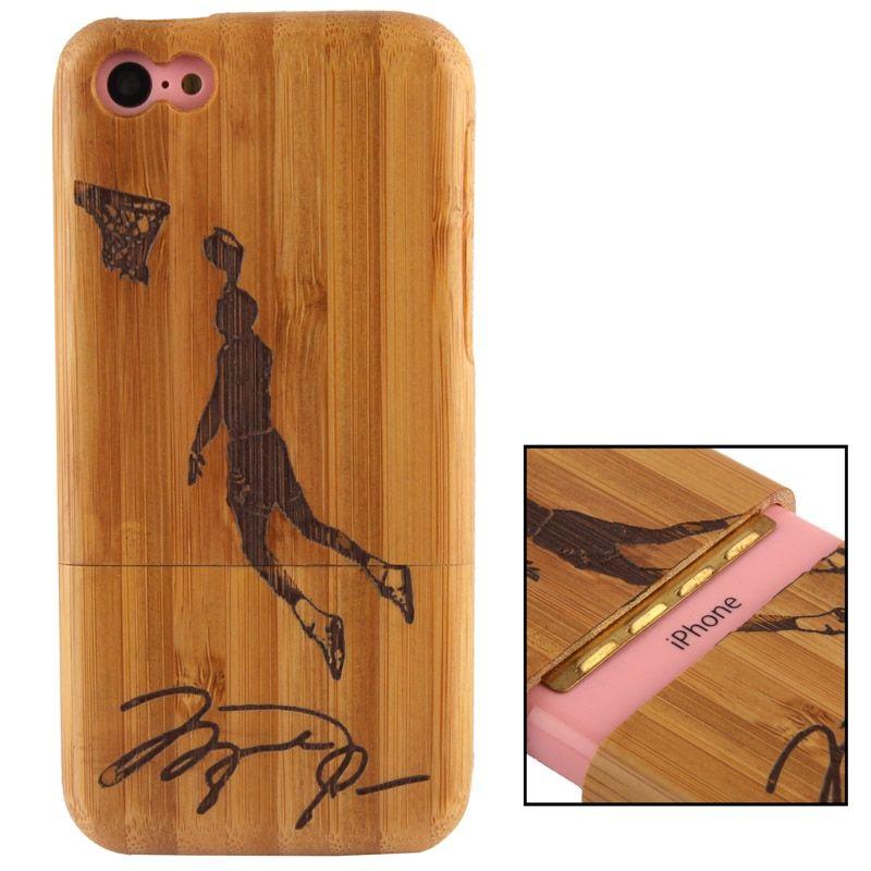Coque en Bois Motif Basket Dunk pour iPhone 5C Prix : 19.90€ http://import-apple.com/grossiste-coque-en-bois-iphone-5c/4741-coque-en-bois-motif-montagne-pour-iphone-5c-pas-cher.html
