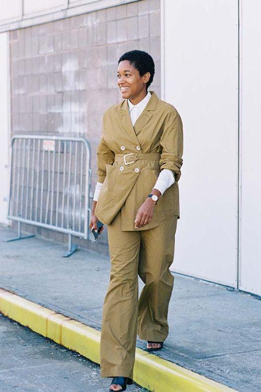 New York Fashion Week SS 2016....Tamu
