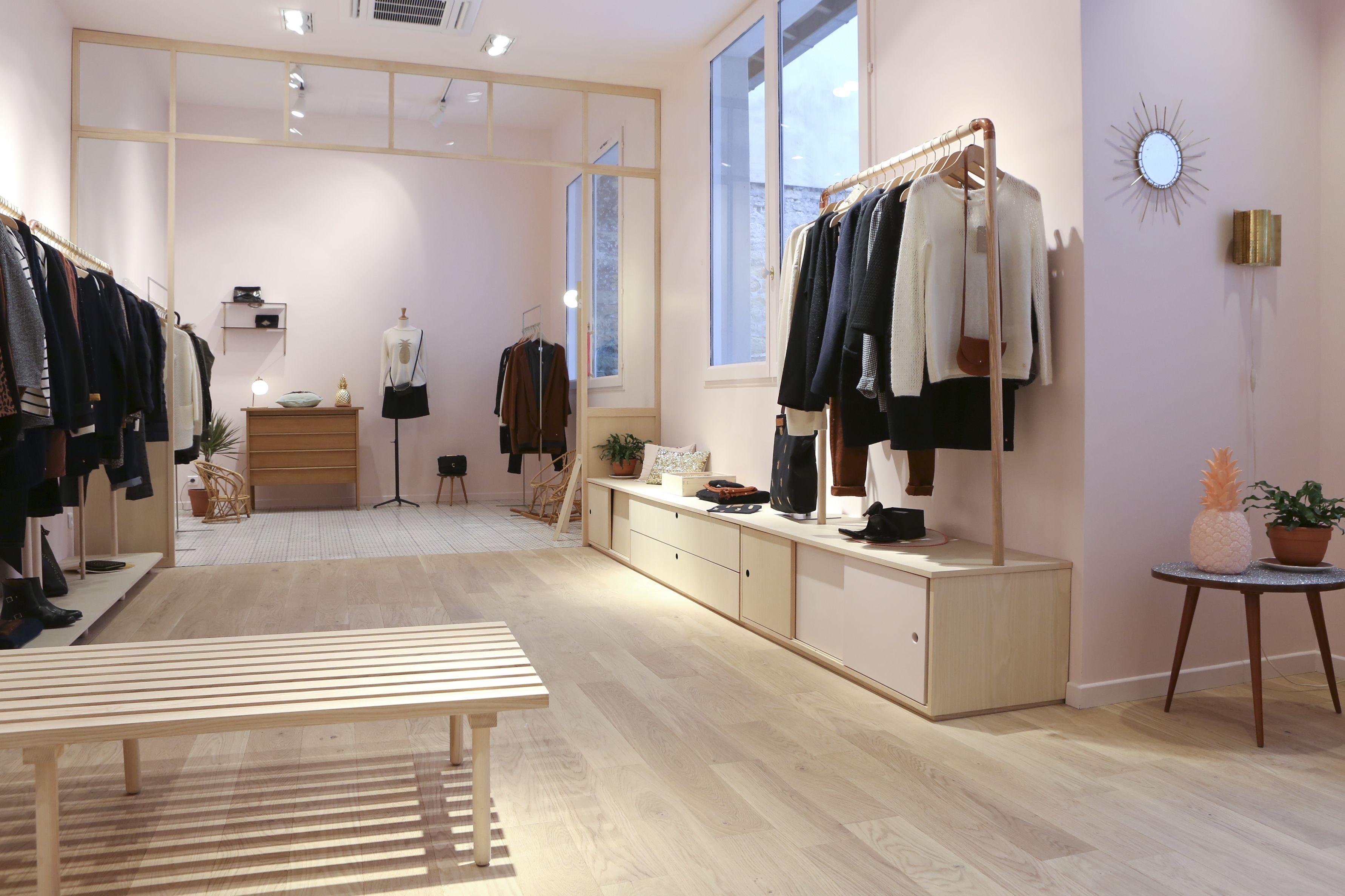 Boutique Des Petits Hauts Rue Keller Paris 11e Deco Salon Maison Amenagement Bureau