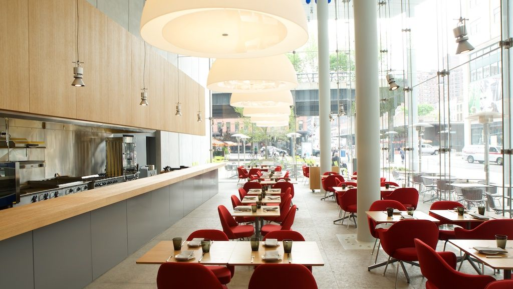 First Look Danny Meyer S Unled Opens At The New Whitney Museum Zagat