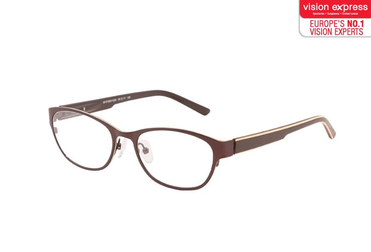 3bb1e47179 Women s Spectacle Frames Model - VX GV In Style LXY46 C.50 Material – Metal  www.visionexpress.in