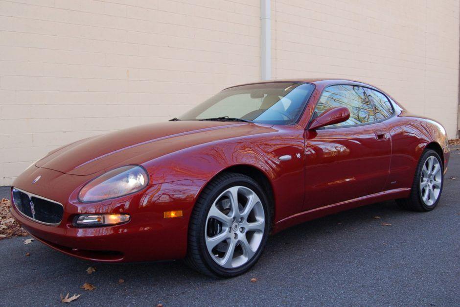 2003 Maserati Coupe GT 6-Speed in 2020 | Maserati coupe ...