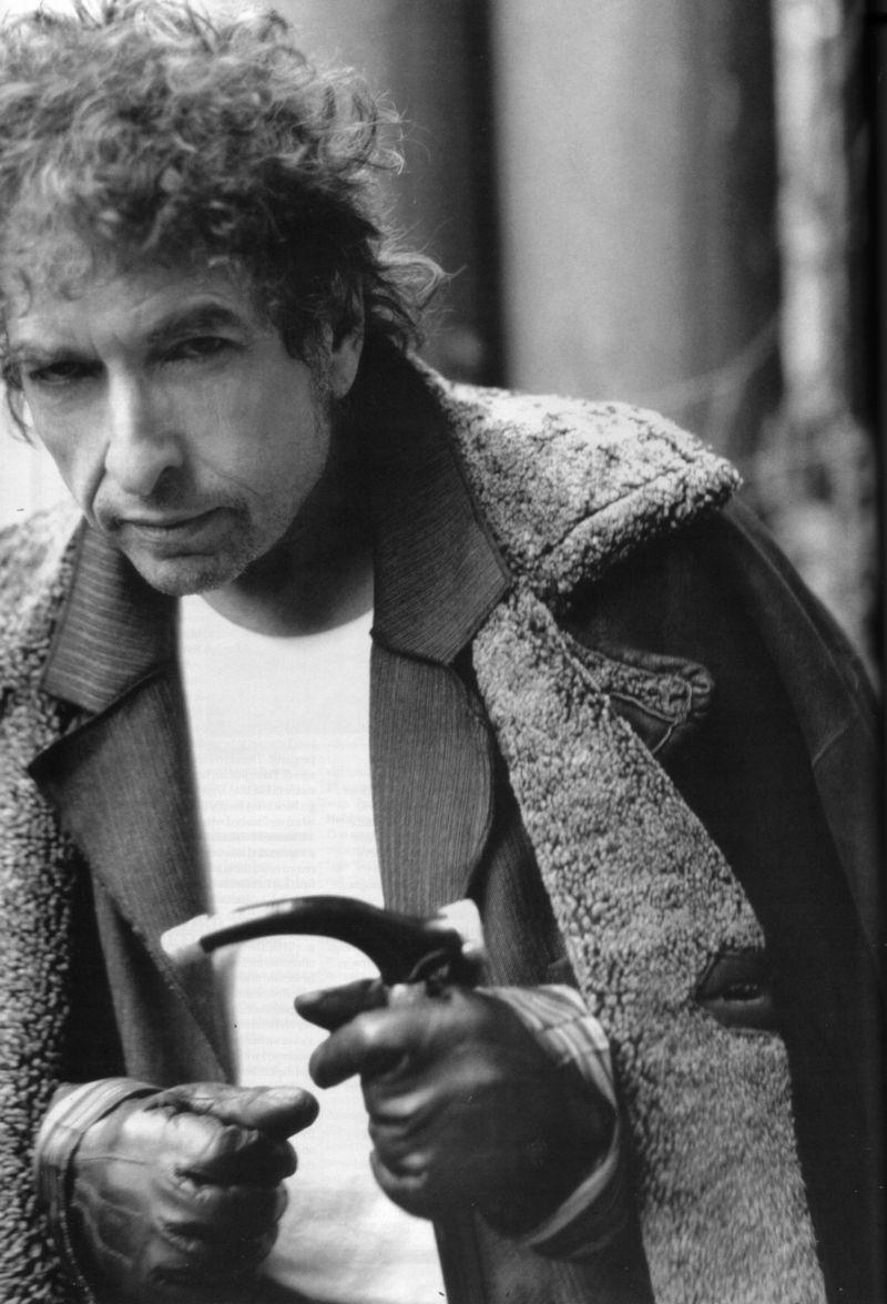 Bob Dylan Born Robert Allen Zimmerman 1941 American