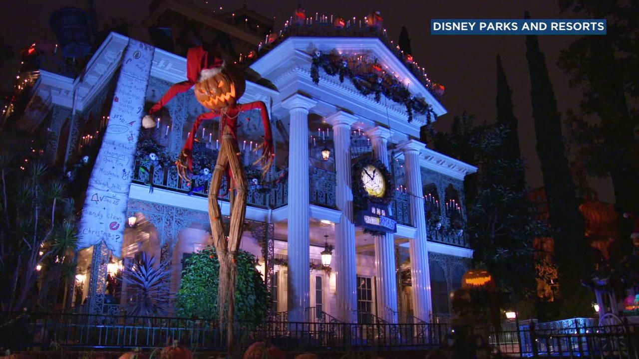 Disneyland Resort in Anaheim is decked out and ready for